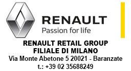 renault milano